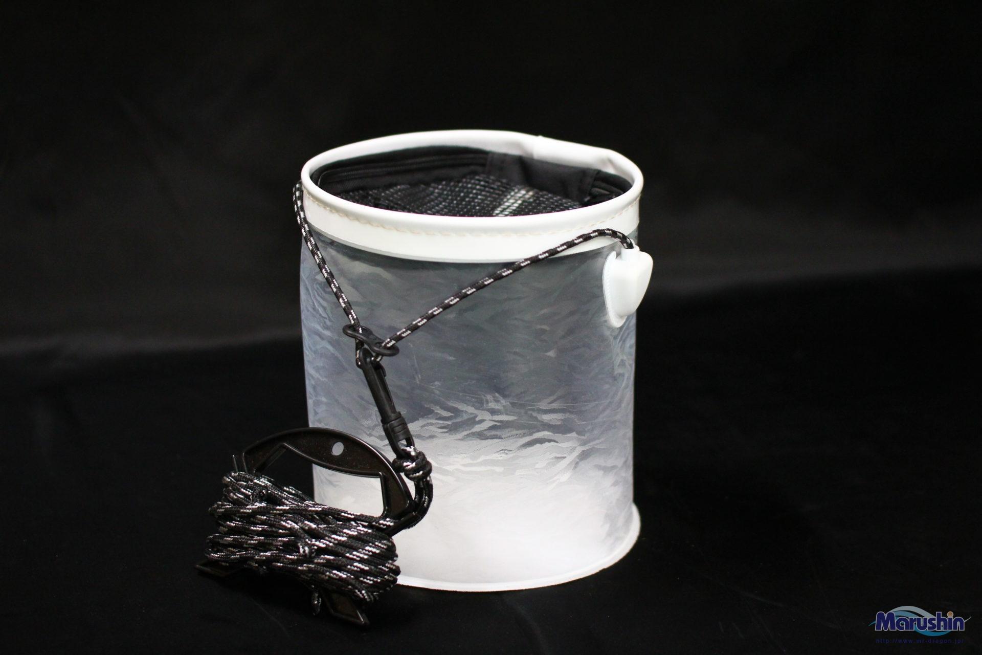 スケルトンバケツ丸(18cm、21cm、24cm)イメージ画像