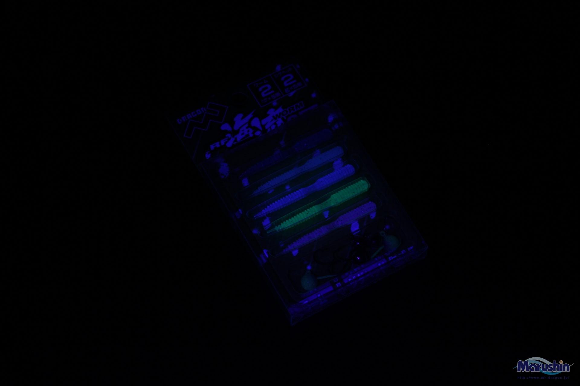RF海流ワーム(10個入)イメージ画像
