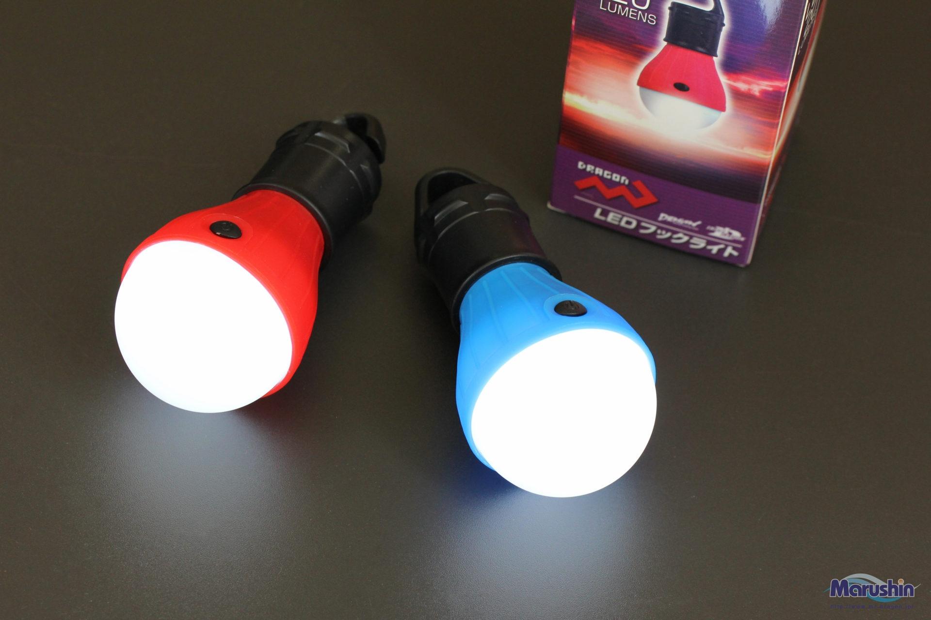 LEDフックライト(ブルー)(レッド)イメージ画像