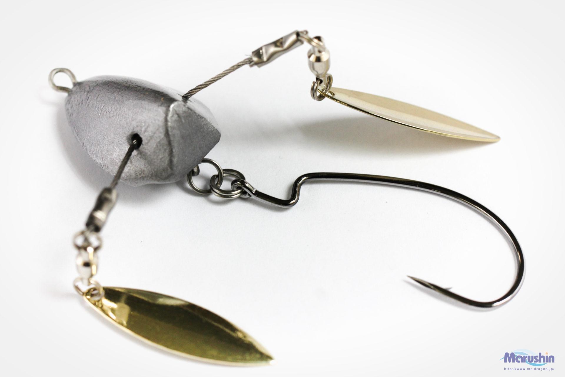 根魚パラダイス TypeⅠ TypeⅡ 14g、21g、28g、35gイメージ画像
