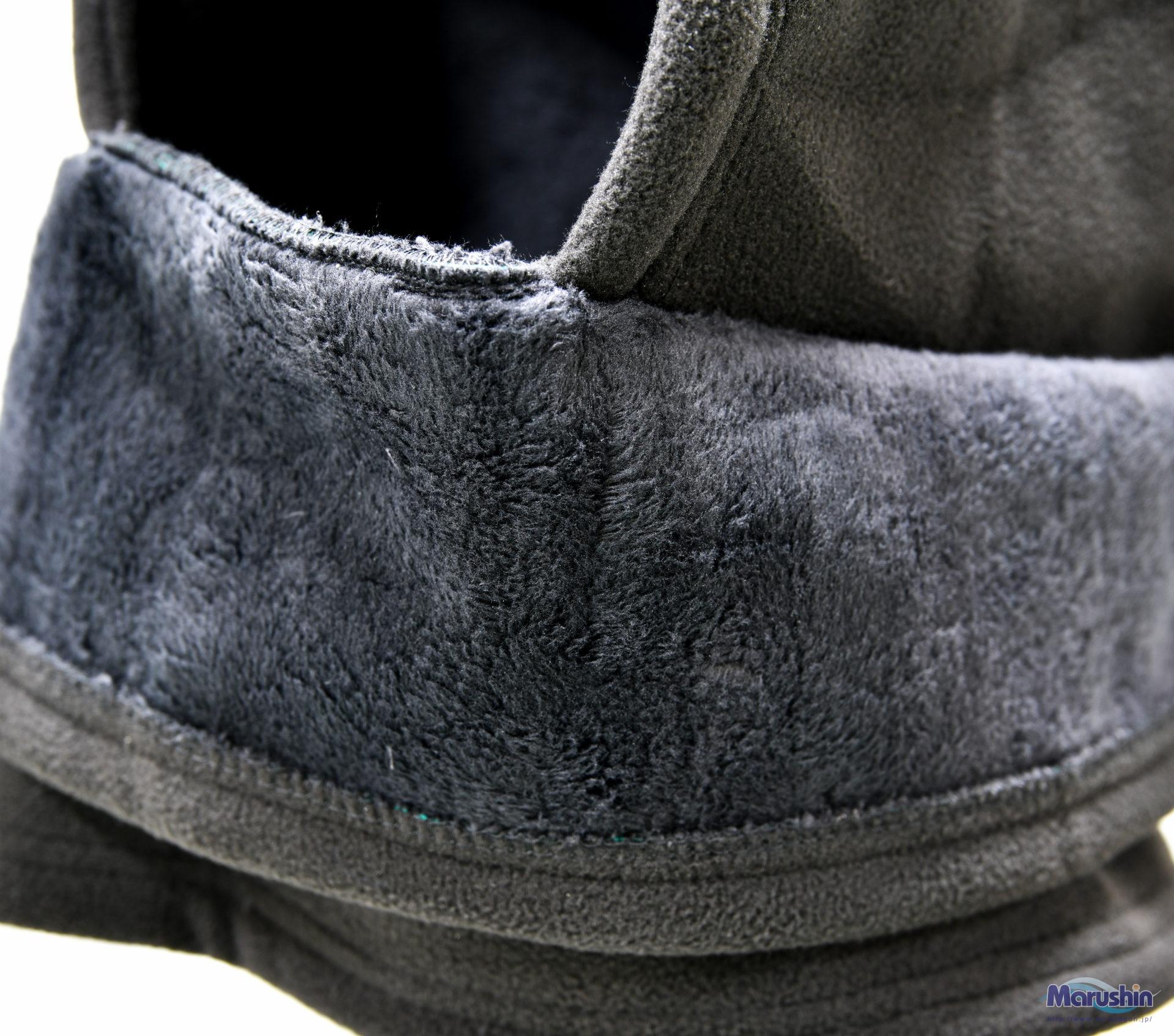 防寒撥水ニット帽 (黒、紺)イメージ画像
