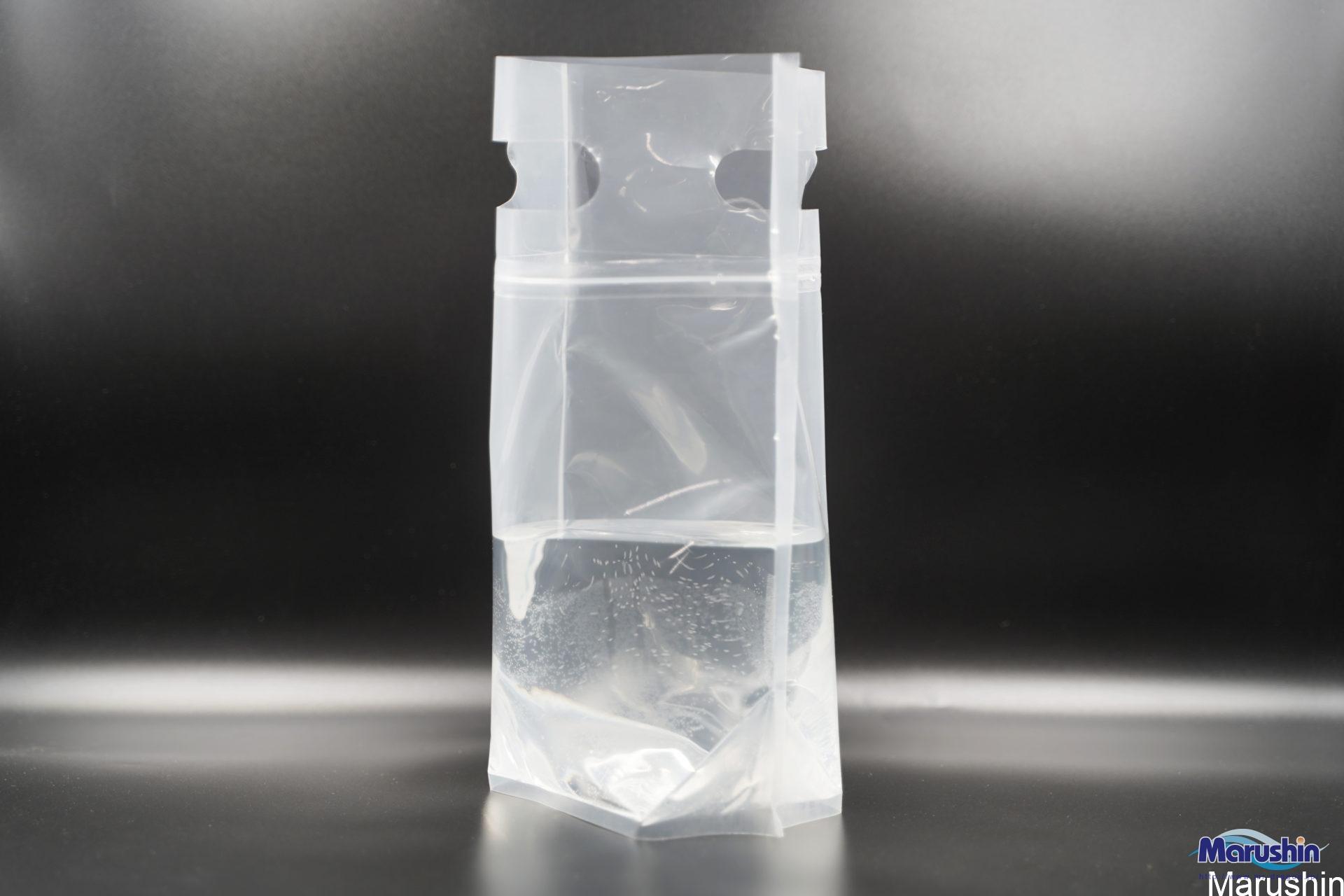 ホイホイジッパー袋(自立式)S、M、Lイメージ画像